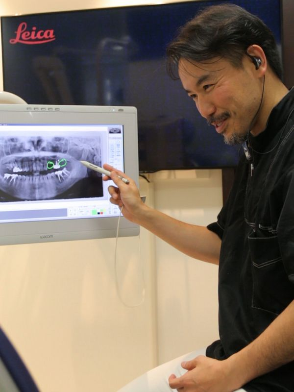名古屋全体の歯科医師の治療レベルを底上げし、安心できる治療を提供したい